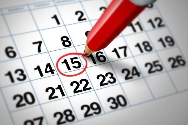 Schoolkalender 2020-2021